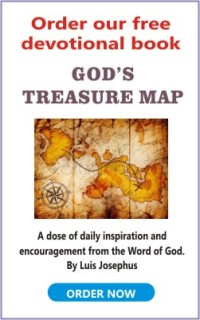 God's Treasure Map by Luis Josephus